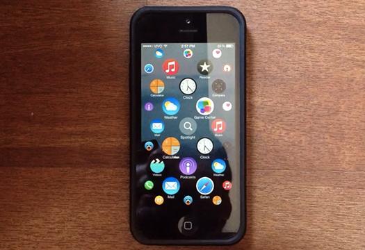 Apple Watch Arayüzü iPhone'da