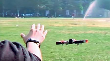 Apple Watch Drone