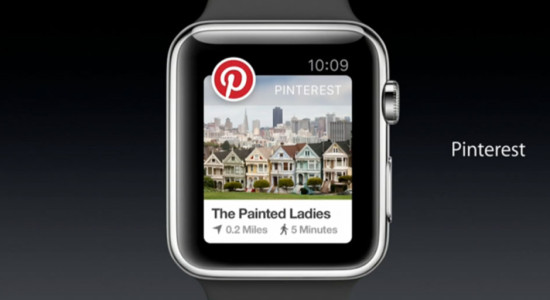 apple watch pinterest