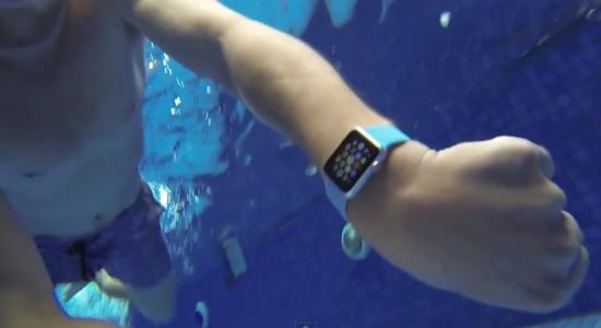 Apple Watch Su testi