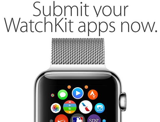 Apple Watch Submit