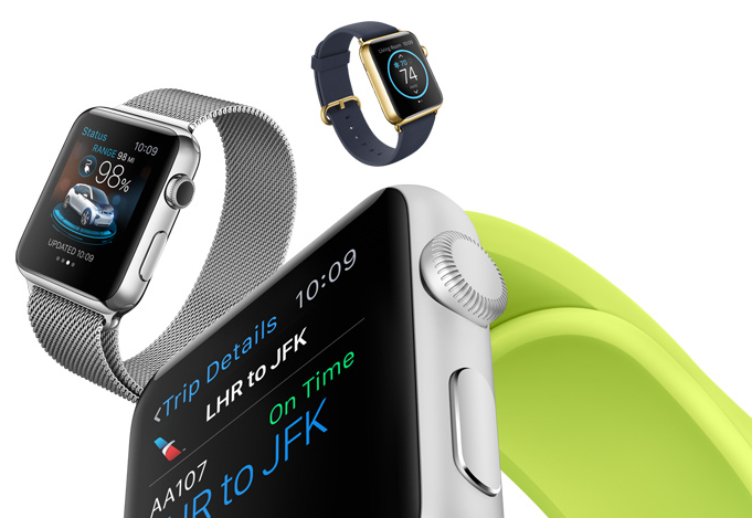 Apple Watch Uygulamaları yayınlandı