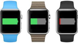 Apple Watch Pil Ömrü