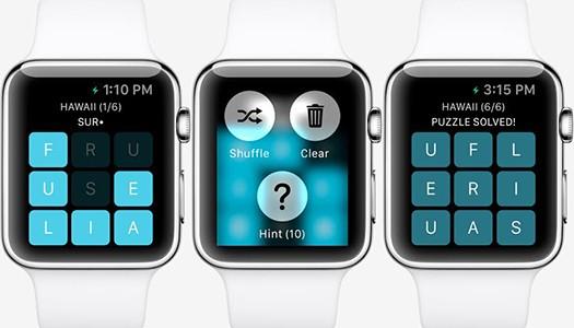 Letterpad - Apple Watch