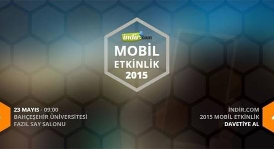 mobil etkinlik 2015